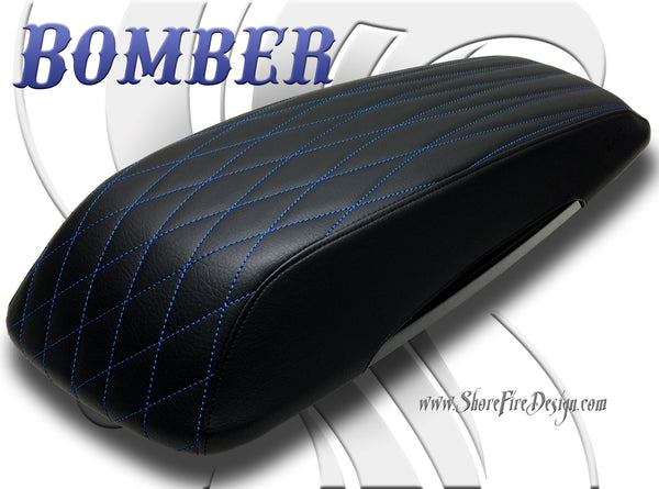 Bomber - HD Saddlebag Lid Covers
