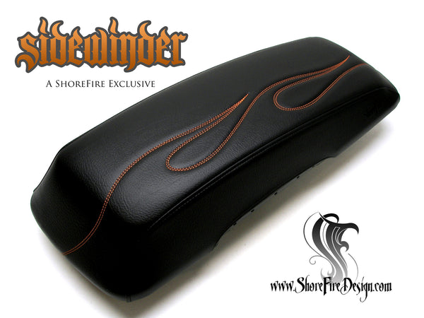 Sidewinder - HD Saddlebag Lid Covers