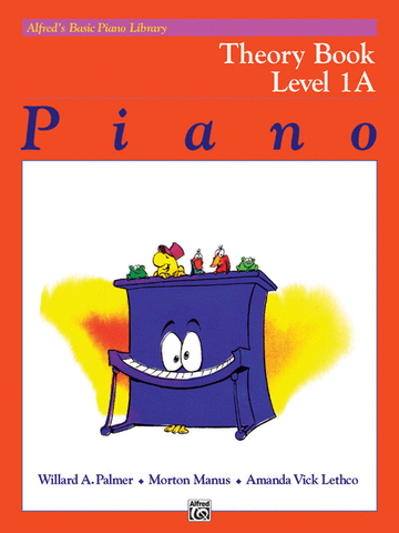 Alfred's Piano Theory Book