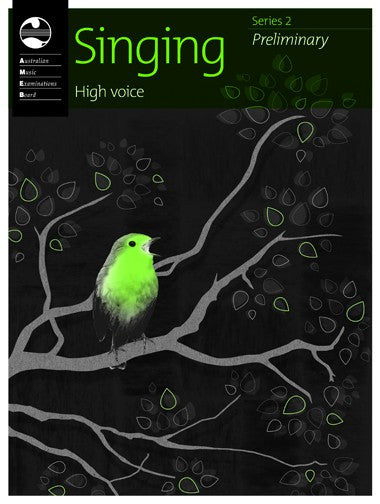 AMEB Singing Series 2 High Voice Book