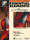 Essential Elements for Strings Viola Book