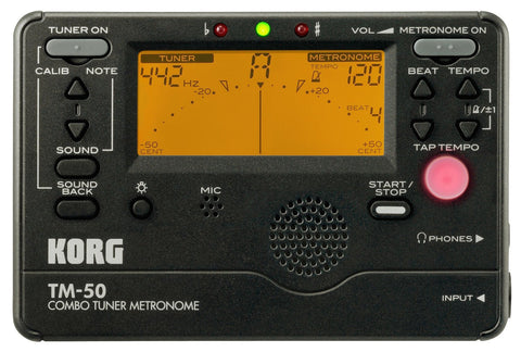 Electronic Tuner with Metronome (UST-910)