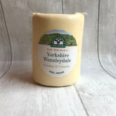 500g Real Yorkshire Wensleydale Truckle
