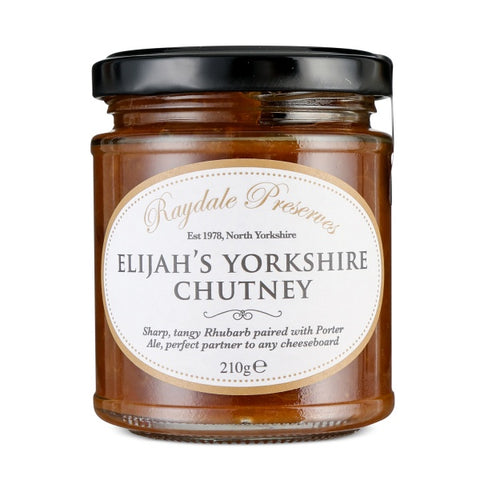 Elijah's Yorkshire Chutney (with Brown Ale)