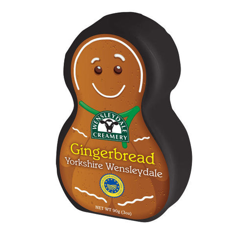 Gingerbread Yorkshire Wensleydale