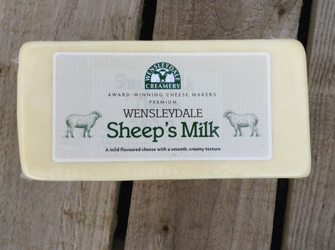 Sheep's Milk Wensleydale