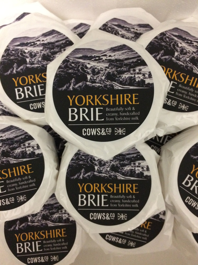 Yorkshire Brie 200g