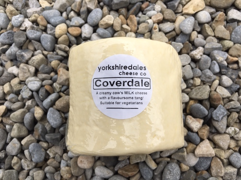 Coverdale 1kg Truckle