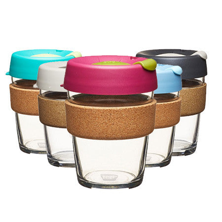 Glass & Cork Keep Cup (12oz)