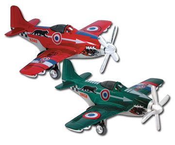 Air Chief Die Cast Metal Airplane