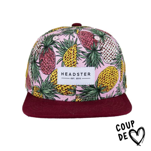 Headster Pineapple / La Ananas Hat