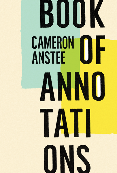 Book of Annotations Cameron Anstee