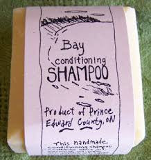 Bay Conditioning Shampoo Bar (120g)