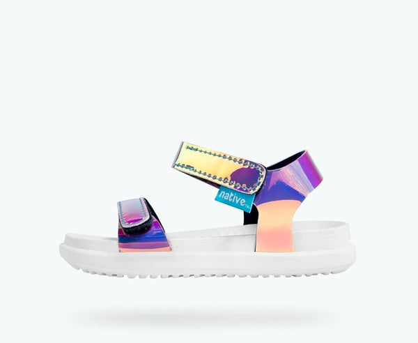 Charley Hologram Sandals