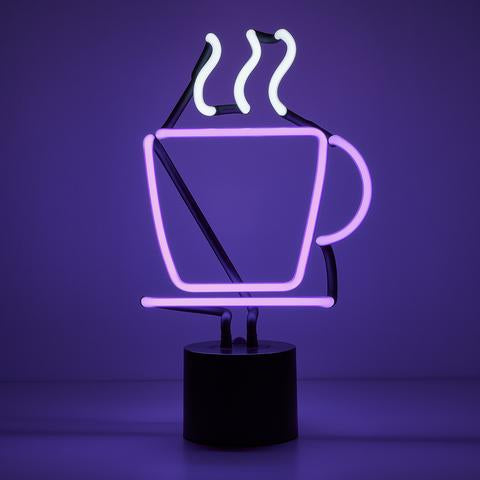 Coffee Neon Desk Lamp