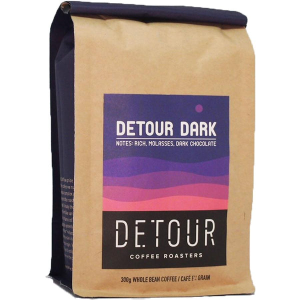 Detour Dark (Brew Coffee Beans)
