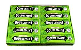 Wrigley's Double Mint & Big Red Gum