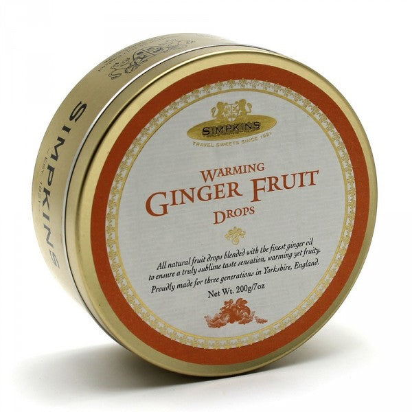 Simpkins Warming Ginger Drops