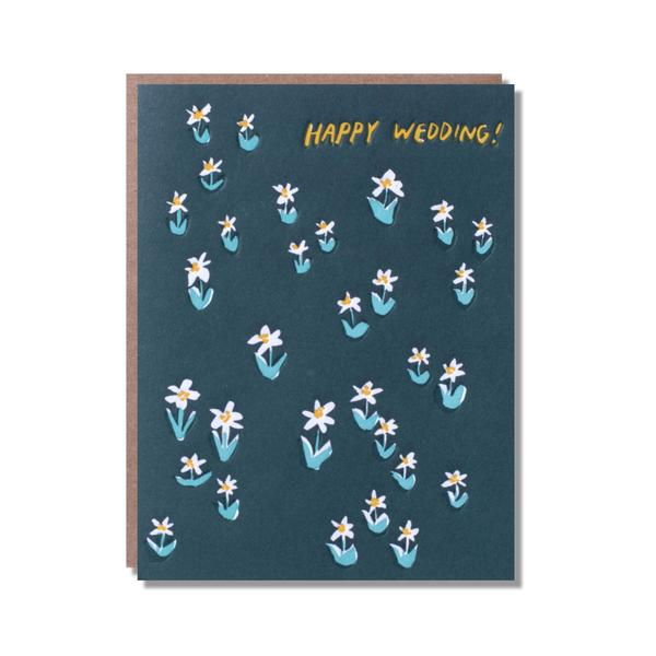Happy Wedding! Card