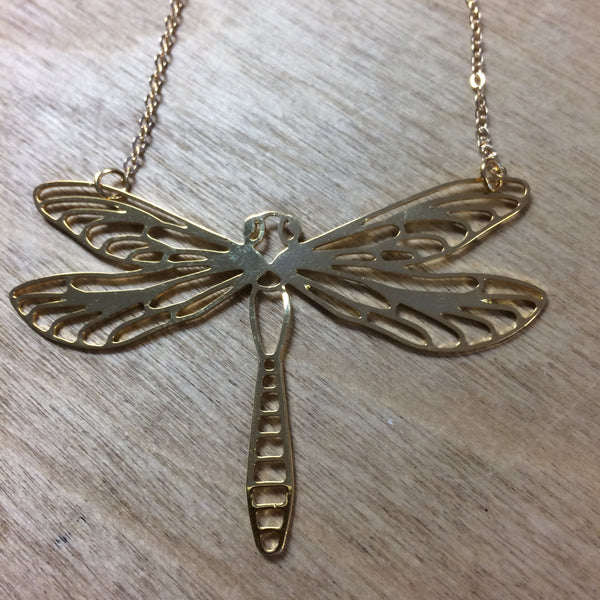 Russe Dragonfly Necklace