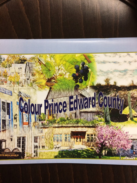 Colour Prince Edward County