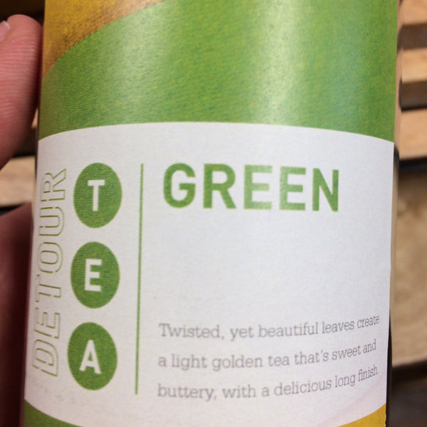 Green Tea Retail 100g