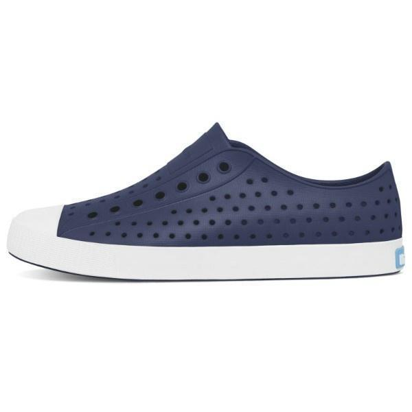 Jefferson Shoe - Regatta Blue/ Shell White M11