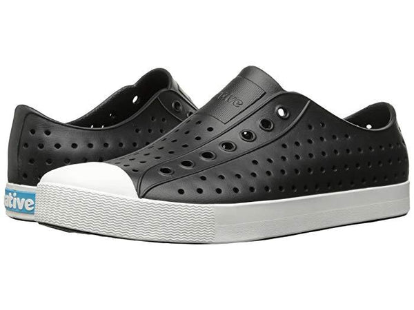 Jefferson Shoe - Jiffy Black/ Shell White M5 W7
