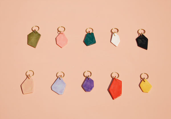 Color Crush Keychain