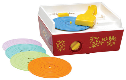 Fisher-Price Record Player Music Box