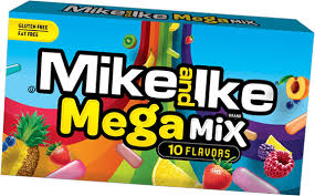 Mike and Ike Theater Box Candy