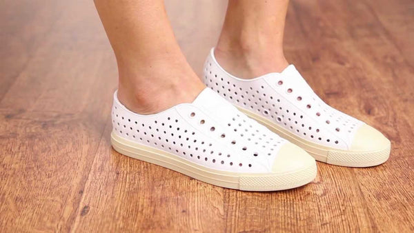 Jericho Adult Shoes - Shell White / Shell White W5