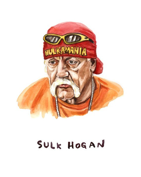 Sulk Hogan Card