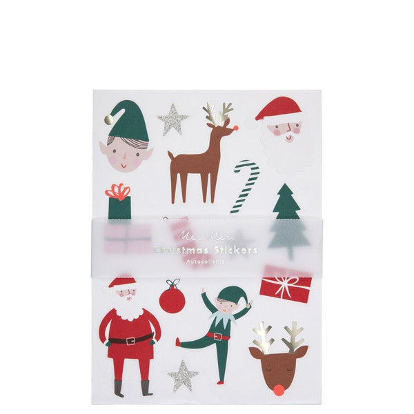 Christmas Icons Sticker Sheets