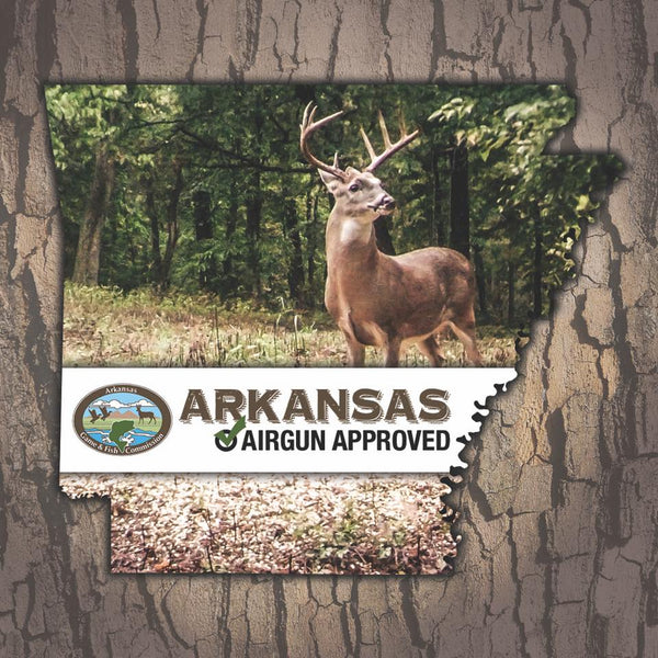 Arkansas Game and Fish Commission Approves Big Bore Airgun Hunting