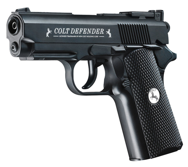 New Colt BB Pistol Offers Inexpensive Trigger Time