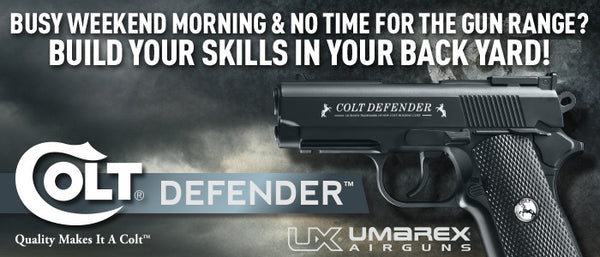 Umarex Colt Defender Review