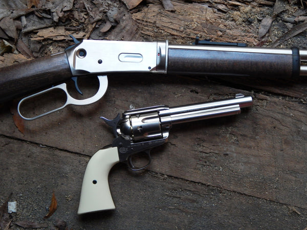 The Colt Peacemaker
