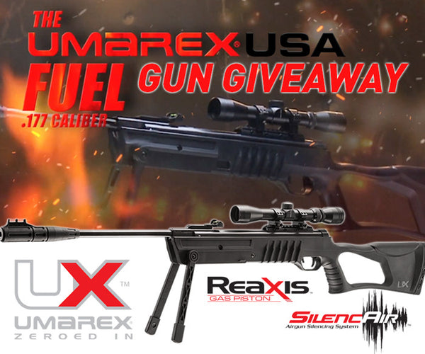 Win an Umarex Fuel (over)