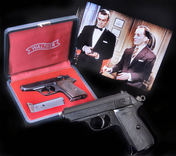 Walther PPK/S: Fine tuning the first blowback action semi-auto air pistol