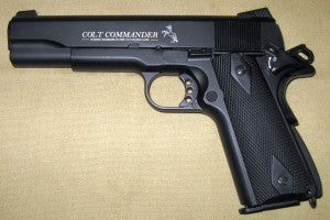 Umarex Colt Commander Review
