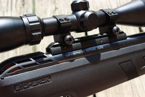 Octane Elite Air Rifle — Functional Upgrades Same Price