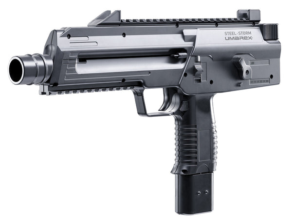 The Umarex Steel Storm Rains Loads of Airgun Action