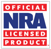 Official NRA Licensed Product