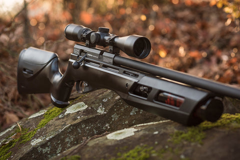 umarex gauntlet sets the new standard in pcp air rifle performance