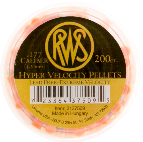RWS R10 Match Competition Pellets - 7.0 grains - .177