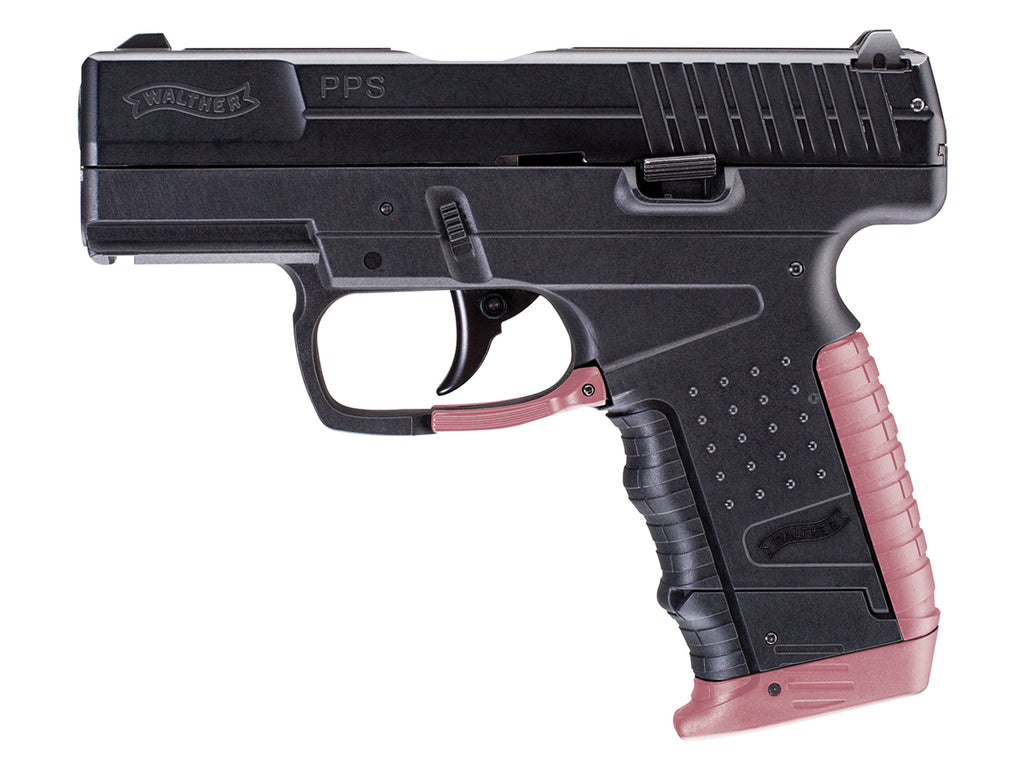 walther pps co2 177 pistol pink umarex usa rh umarexusa com Walther P88 Walther CP88 Parts