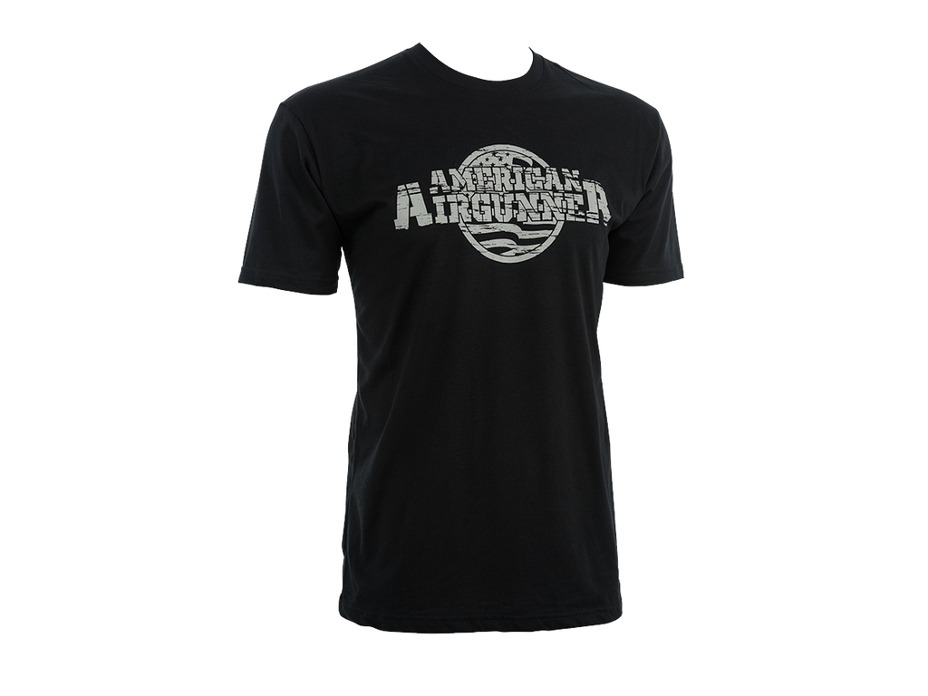 Black American Airgunner T-Shirt