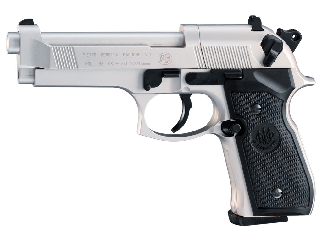 Beretta M92 FS - Nickel/Black - Umarex USA