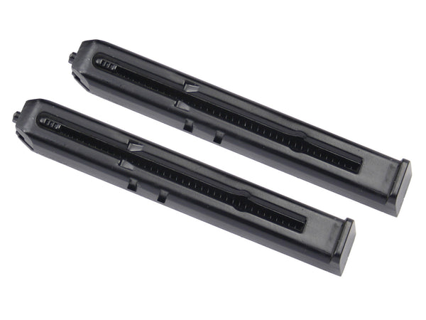 Magazine fits Beretta Elite II & S&W M&P (2-pack) - Umarex USA